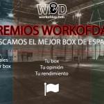 Abiertas las inscripciones para los Premios workofday 2015