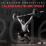 Información Calendario workofday 2016