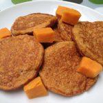 Tortitas de batata