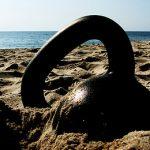 CrossFit en la playa